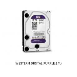 WESTERN DIGITAL PURPLE 1 To