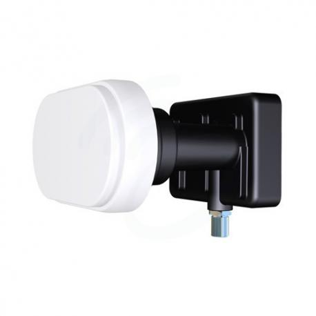 Mono Single Monoblock 23mm LNB ,6° for 80cm dish