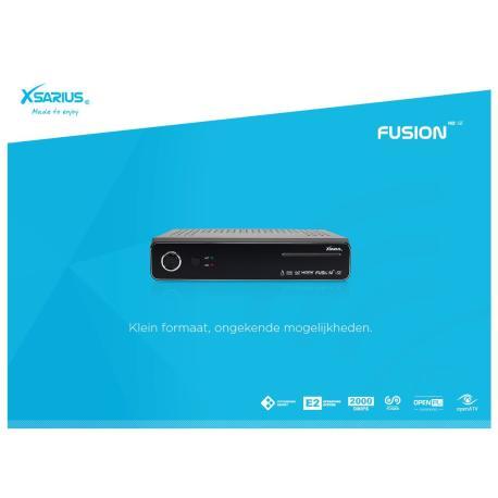 Xsarius Fusion HD SE