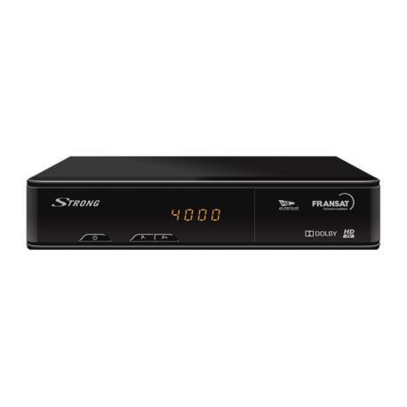 STRONG SRT7405 - Récepteur HD FRANSAT chaînes françaises gratuites
