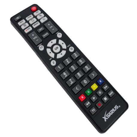 Télécommande Xsarius Fusion HD