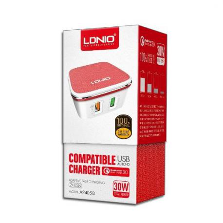 Chargeur LDNIO 2-Port USB