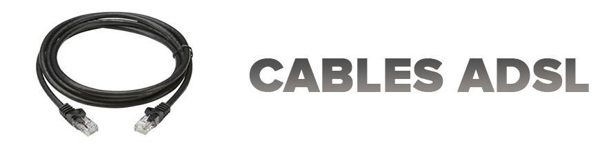 CABLES ADSL